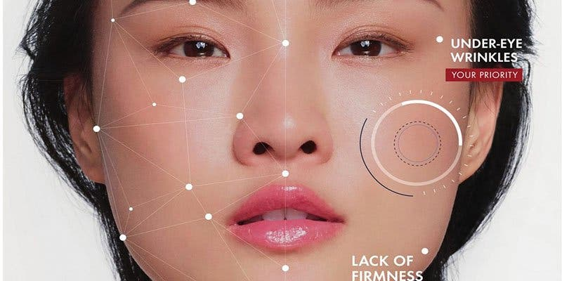 Solo necesitas hacerte un selfie para que L'Oréal haga un diagnóstico de tu piel