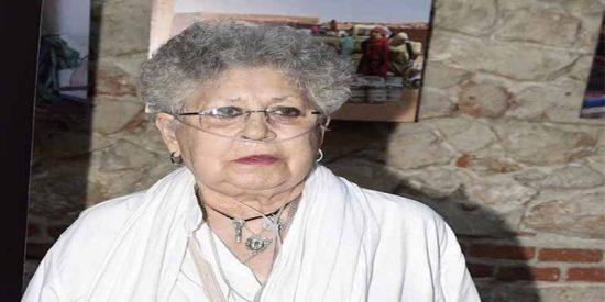 """Pilar Bardem: """"Cobro una pensión de mierda que no me llega para nada"""""""