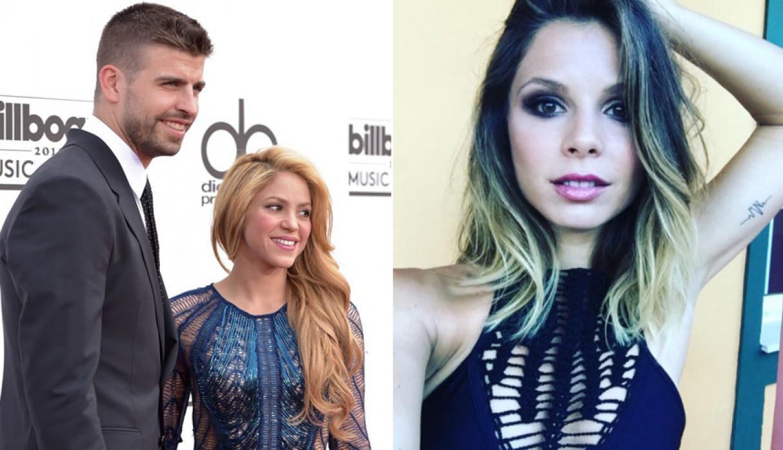 Fotos: La sensual ex de Gerard Piqué que despierta los celos de Shakira