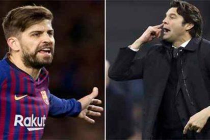 El rifirrafe entre Piqué y Solari: comienza la previa a una semana de clásicos