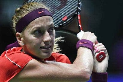 """La campeona Petra Kvitova revive su pesadilla: """"El atracador me cortó todos los dedos de la mano"""""""