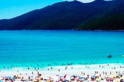 Las playas más bonitas de Brasil: Praia do Forno, Río de Janeiro