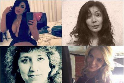 Las mujeres más bellas del narco mexicano