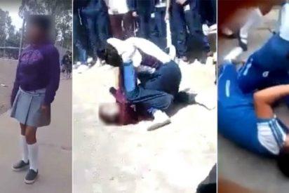 Peleas, navajas y convulsiones: Así es la violencia entre estudiantes mexicanos