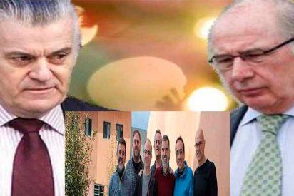 Los golpistas catalanes presos son vecinos de 'maco' de Rato y Bárcenas