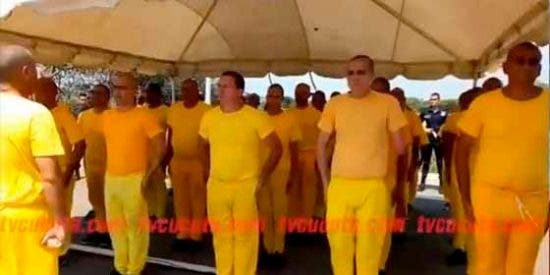 ¡Insólito!: Régimen chavista utiliza a los presos para obstaculizar la ayuda humanitaria