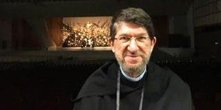 """Alejandro Moral, Prior de los Agustinos: """"La Iglesia debería liderar la protección de menores"""""""