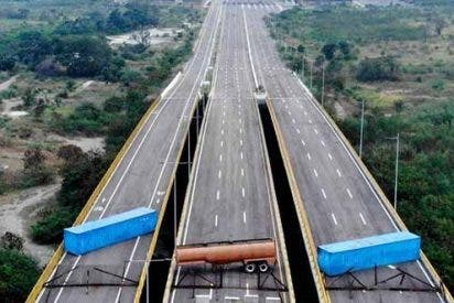 El régimen chavista bloquea por aire, por tierra y por mar el acceso a Venezuela