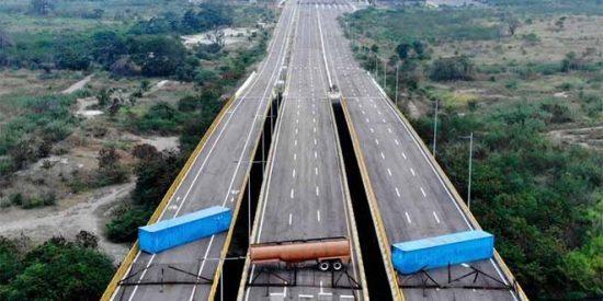 Maduro versus Guaidó: ¿ayuda humanitaria o el puente de la guerra?