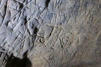 """Encuentran """"una puerta al infierno"""" en una cueva del Reino Unido"""