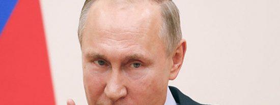 """Vladimir Putin: """"Hay que dejar de imponer 'democracia' en otros países"""""""