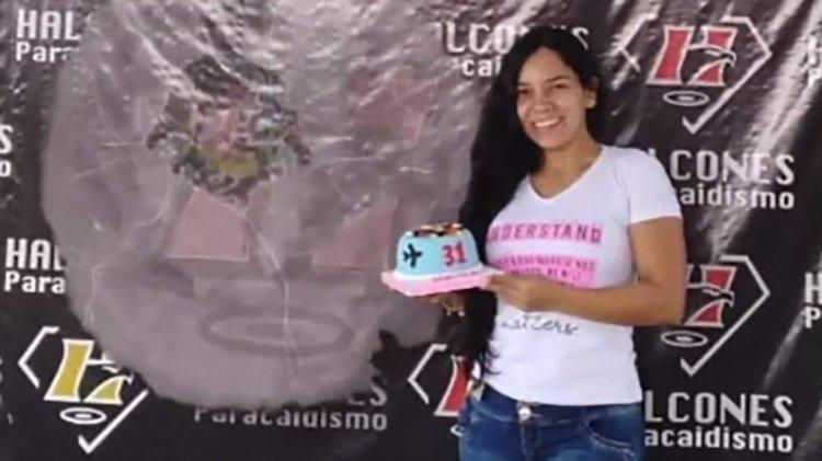 Salta en paracaídas por su cumpleaños pero el 'regalo' salió mal