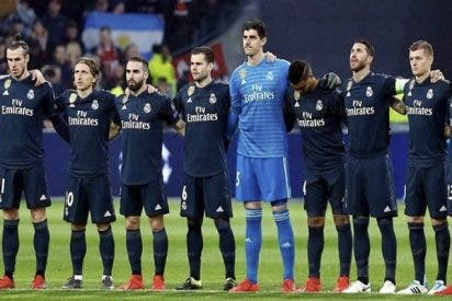 Así son los 5 cambios del Real Madrid de Champions a Liga
