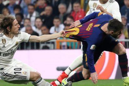 Los mejores memes de la vergonzosa derrota del Real Madrid ante en Barcelona