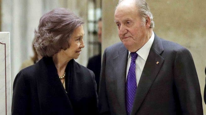 Impacto en Casa Real: Doña Sofía pide desvincularse públicamente de Juan Carlos I