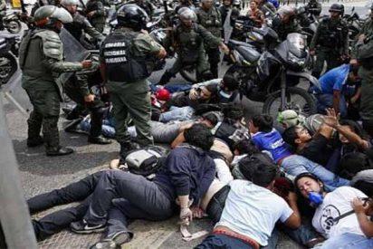 El chavismo quiere retomar la represión: reclama a la UE levantar prohibición de exportación de armas y antimotines