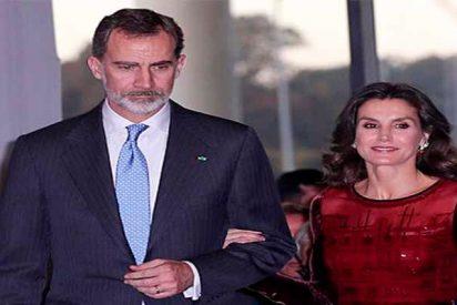 Los Reyes cierran su viaje de Estado con una recepción a la comunidad española en Marruecos