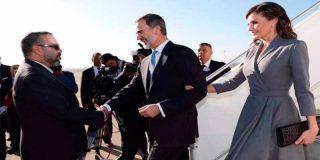 La Reina Letizia sorprendió a todos en Marruecos
