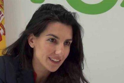 """Rocío Monasterio: """"VOX está abierto a dialogar con todos excepto con separatistas e izquierda sectaria"""""""