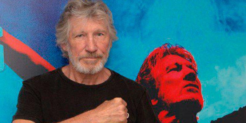 """En medio de la masacre en Venezuela, Roger Waters cantó """"Venceremos"""" a favor de la dictadura"""