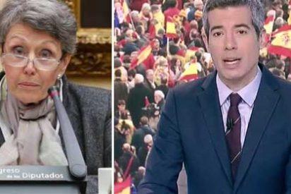 """El PP toma nota de la indignación de la ciudadanía con la TVE de Rosa María Mateo: """"La retransmisión fue un cúmulo de manipulaciones groseras"""""""