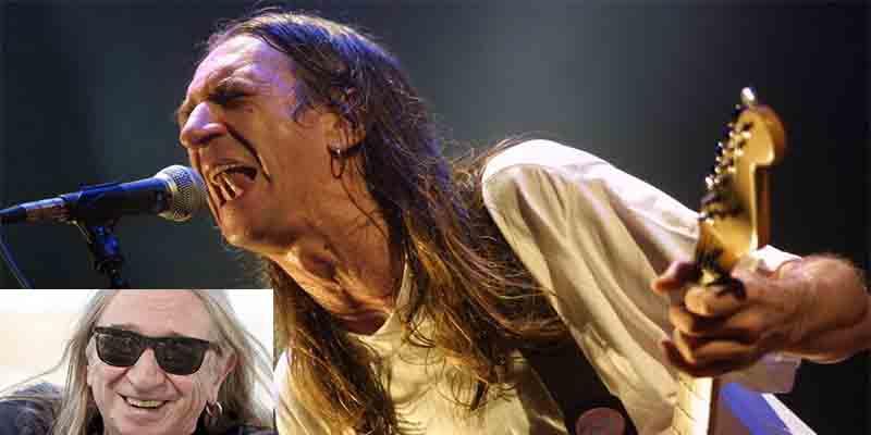 Rosendo, el gran rockero de Carabanchel, celebra en el Wizink Center su 65 cumpleaños