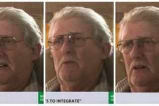 El pensionista progre al que echan de su casa por orden judicial para que la ocupen unos inmigrantes