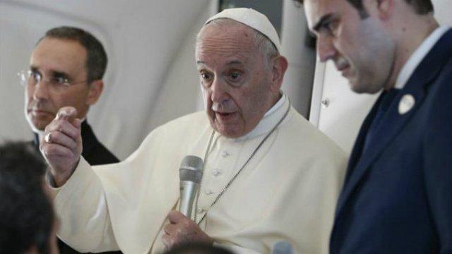 """Vaticano aclara la referencia papal a """"esclavitud sexual"""" en una congregación femenina francesa"""
