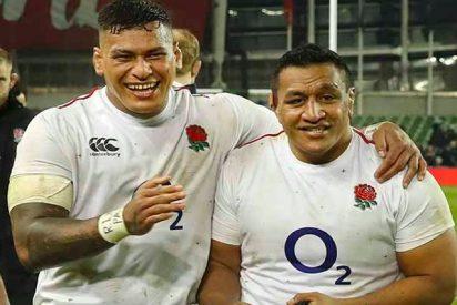Rugby: Inglaterra toma Dublín al asalto y presenta su candidatura al Seis Naciones