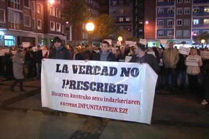 Cientos de personas respaldan a las víctimas de abusos de los salesianos de Deusto