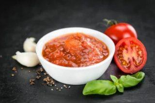 Salsa de tomate a la napolitana, sin azúcares añadidos 🍅