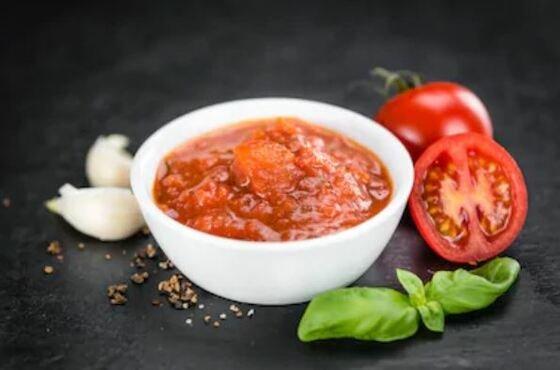 Salsa de tomate a la napolitana, sin azúcares añadidos