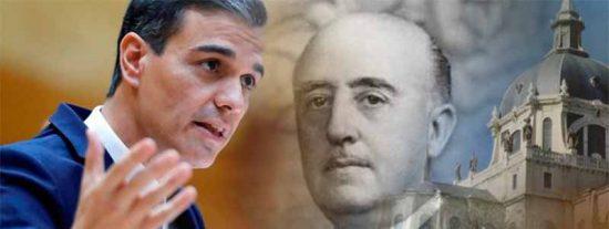 El Tribunal Supremo se inclina por exhumar los restos de Franco del Valle de los Caídos