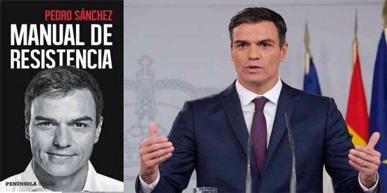 El PP pregunta si Sánchez, alias 'Doctor Plagio', cobrará por su libro y pide una copia del contrato con Planeta