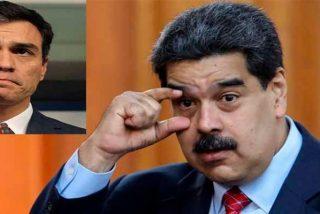 """Maduro insulta a Sánchez: """"Has cometido un grave error que te va a pasar factura"""""""