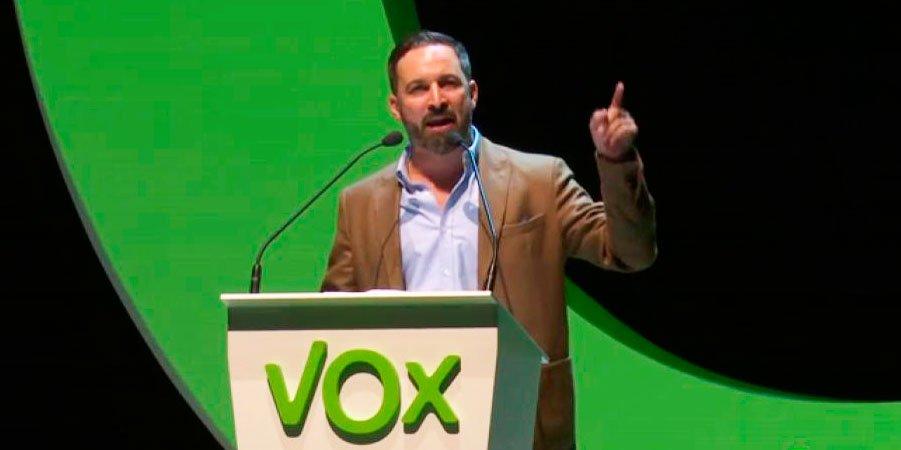 Más del 50% de los españoles están en contra de que se trate a VOX de manera distinta al resto de partidos