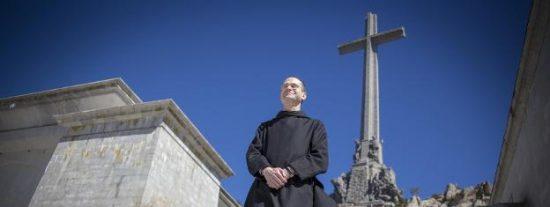 El prior denuncia ante el juez la prohibición de acceso de los monjes a la basílica del Valle