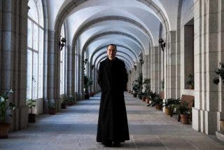 El prior del Valle de los Caídos no llegará 'al extremo' de atrincherarse en la basílica