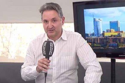 """Santiago Tazón: """"La gente se sorprende de que Kigali (Ruanda) sea una ciudad muy moderna y muy limpia"""""""