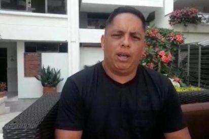 """Vídeo: El Sargento que se alzó contra el chavismo: """"Han capturado, fracturado y violado a las mujeres de mi familia"""""""
