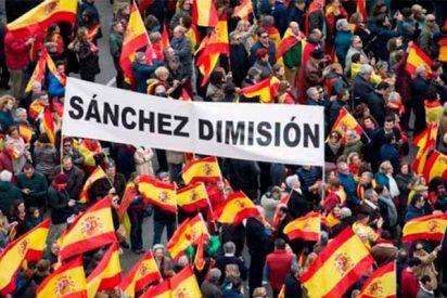 ¡Españoles!: es la hora de echarse a la calle y defender la Nación