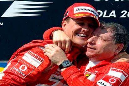 ¿Cómo fue robado el historial médico de Michael Schumacher?