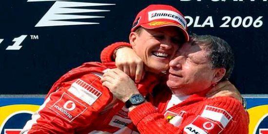 Las confesiones del médico que atendió a Michael Schumacher en París