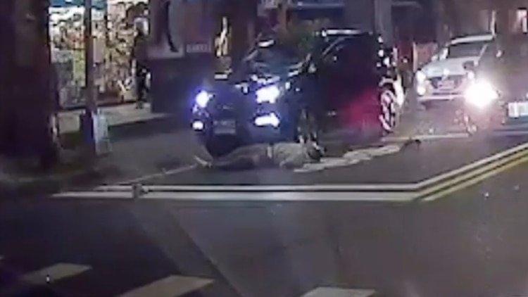 Vídeo: Salta de un piso 13 para suicidarse, pero queda vivo y casi ileso