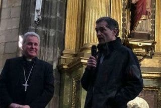 """Joseba Segura: """"Gracias al Papa Francisco y a la Iglesia, que me han metido en este lío"""""""