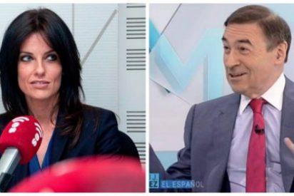 Cristina Seguí le pega un repaso histórico a Pedrojota refrescándole la memoria sobre la sanguinaria Pasionaria