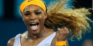 El portento físico de Serena Williams tras perder 20 kilos