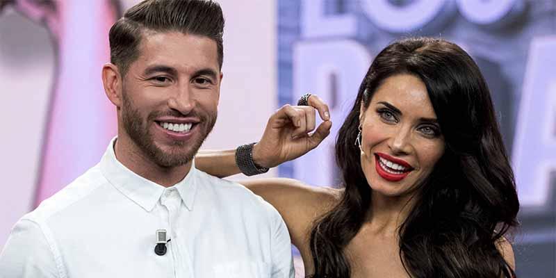 La bella Pilar Rubio ya tiene diseñador para su vestido de boda con Sergio Ramos