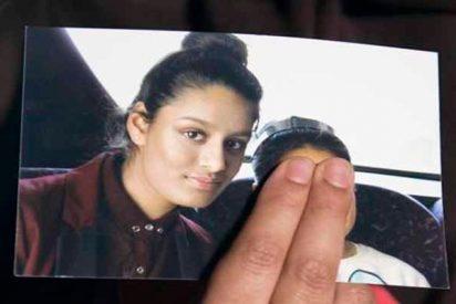 La terrorista islámica Shamima dice que ya no es fanática y que quiere volver a casa