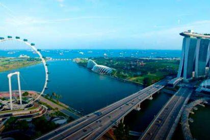 Vuelos baratos a Singapur